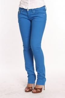 Mogul Jeans Jade Denim Plastic Blue
