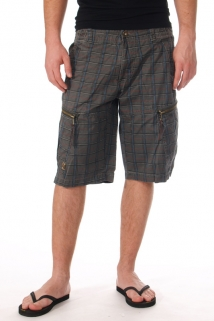 Mogul Short Deacon Check Twill