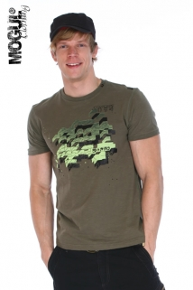 Mogul Shirt User-Concept Flamme military
