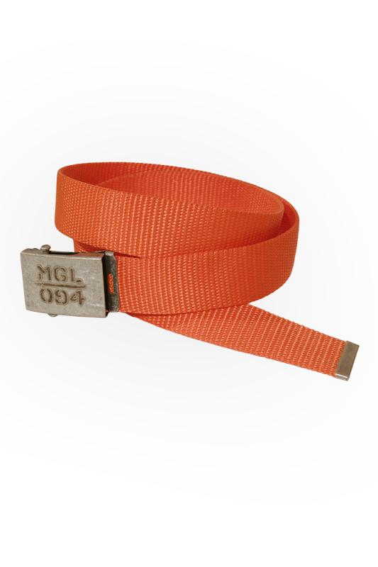 Mogul Gürtel Redstar Nylon orange