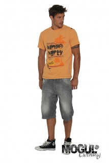Mogul Shirt T-Jungelparty Summer Jer Light Orange