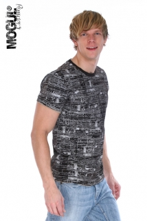 Mogul Shirt Amos Jersey black