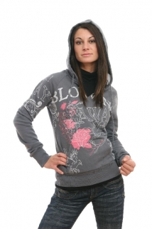 Mogul Sweat Hoodie Disha anthra