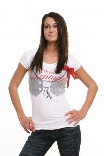 Mogul Shirt Dressy Jersey white