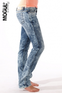 Mogul Alissa Miami Super Low Rise - Slim Fit Jeans