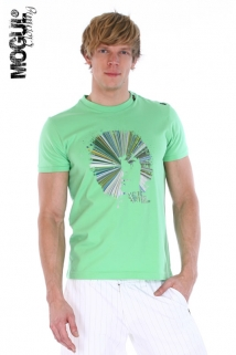 Mogul Shirt User-Boom Jersey green