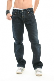 Mogul Jeans Vincent Denim night shift